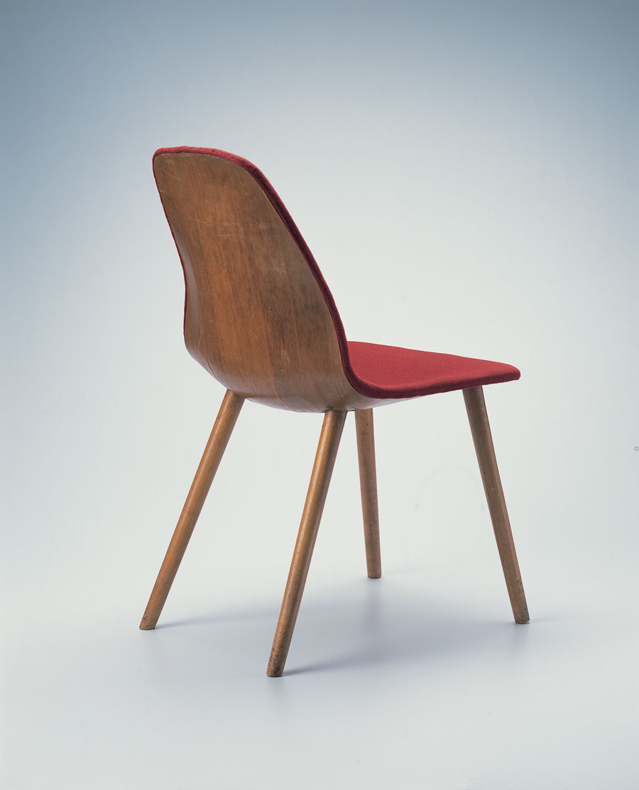 Eero Saarinen And Charles Eames U2013 Side Chair